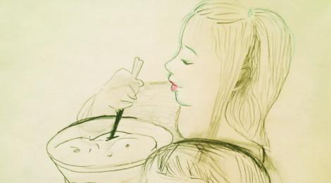 Maria's drawing