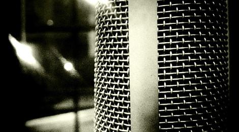 We got a new mic